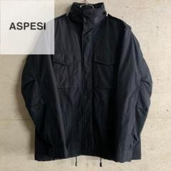 "Thumbnail of ""ASPESI アスペジ M-65 ブルゾン ジャケット ミリタリー 古着"""
