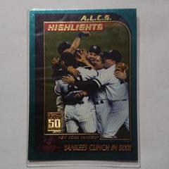 """Thumbnail of """"2001 Topps Limited#405 New York Yankees"""""""