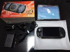 """Thumbnail of """"PSP 3000   モンハン3rdモデル ソフト等おまけ付き"""""""