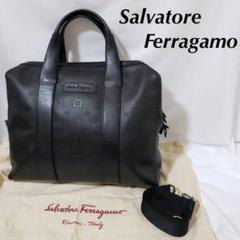 """Thumbnail of """"美品 Salvatore Ferragamo フェラガモ 2wayバッグ 袋付き"""""""