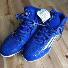 "Thumbnail of ""Adidas Mens PowerAlley 3 Blue S84788"""