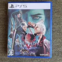 "Thumbnail of ""デビル・メイ・クライ5 スペシャル Edition PS5"""