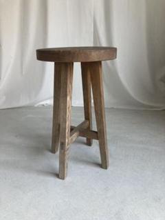 "Thumbnail of ""アンティーク 家具 スツール ヴィンテージ 木製スツール 椅子"""