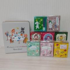 "Thumbnail of ""カレルチャペック紅茶店✤40 tea lovers缶 カレルおすすめ40p"""