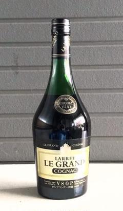 "Thumbnail of ""LARRET LE GRAND COGNAC V.S.O.P  /  ブランデー"""