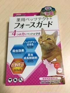 """Thumbnail of """"薬用ペッツテクト フォースガード 3本入り"""""""