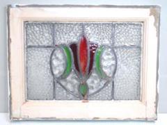 """Thumbnail of """"年代物 アンティーク ステンドグラス 骨董品 ガラス 置物 飾り インテリア"""""""