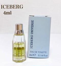 "Thumbnail of ""レア アイスバーグ Iceberg  ユニバース オム オーデトワレ 4ml"""