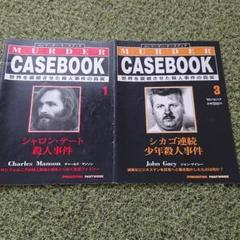 "Thumbnail of ""Murder Case Book"""