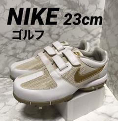"Thumbnail of ""23cm NIKE ゴルフシューズ レディース スパイク スニーカー"""