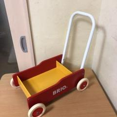 "Thumbnail of ""BRIO ( ブリオ ) 手押し車 レッド 対象年齢 9か月~ カタカタ"""