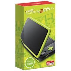 "Thumbnail of ""★ 任天堂 Nintendo Newニンテンドー2DS LL ブラック×ライム"""