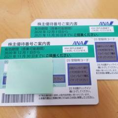 "Thumbnail of ""ANA 株主優待 2枚"""