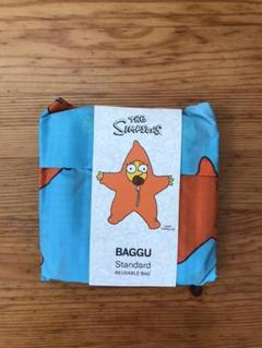 "Thumbnail of ""Baggu マギー シンプソンズ エコバッグ スタンダードサイズ"""