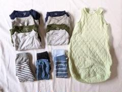 "Thumbnail of ""すごい価値! 15点セットのベビー服 H&M カーターズ 新生児 0-3ヶ月無地"""