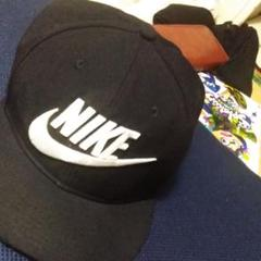 """Thumbnail of """"NIKE 黒キャップ"""""""