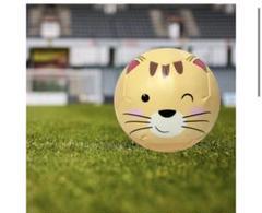 "Thumbnail of ""★FUMBABY 「ネコ」 柔らかい ソフトサッカーボール 大きさ 約15cm"""