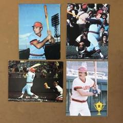 "Thumbnail of ""カルビープロ野球カード 広島東洋カープ 昭和の外国人選手4枚"""
