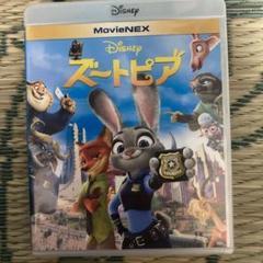 "Thumbnail of ""ズートピア MovieNEX('16米)〈2枚組〉"""