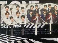 "Thumbnail of ""SixTONES うちわ"""