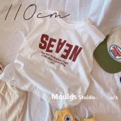 "Thumbnail of ""110 Tシャツ ノースリーブ タンクトップ 夏服 女の子 子供服 韓国子供服"""