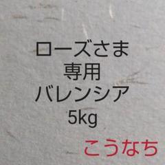 """Thumbnail of """"ローズさま専用 バレンシアオレンジ 訳あり Lサイズ 5kg"""""""