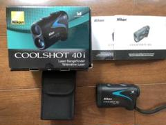"""Thumbnail of """"ニコン ゴルフ用レーザー距離計 COOLSHOT 40i LCS40I"""""""