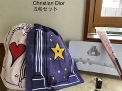 "Thumbnail of ""Christian Dior ディオール ノベルティ5点セット"""