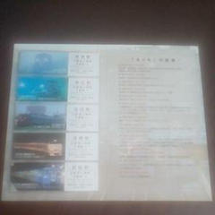 "Thumbnail of ""JR北海道 ラストランまりも 記念入場券セット"""