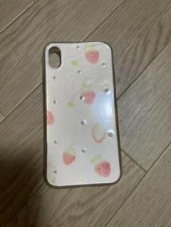 iPhoneXRケース ハンドメイド