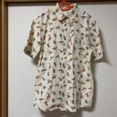 "Thumbnail of ""アベイル 恐竜柄シャツ M"""