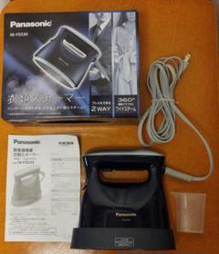 "Thumbnail of ""Panasonic 衣類スチーマー ダークブルー NI-FS530-DA"""
