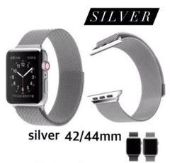 "Thumbnail of ""Apple Watch ミラネーゼバンド シルバー 40mm"""