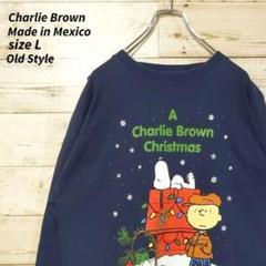 "Thumbnail of ""《チャーリー・ブラウン》Charlie Brown☆L☆メキシコ製☆デカプリント"""