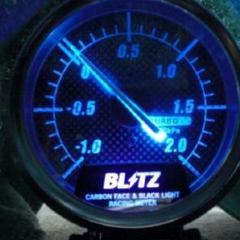 "Thumbnail of ""BLITZ RACING METER BLM ブースト計"""