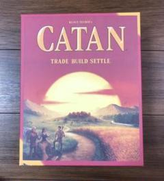 "Thumbnail of ""CATAN  カタン, 5th Edition, english。英語版"""