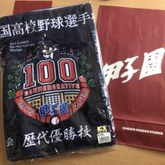 "Thumbnail of ""第100回 全国 高校野球 タオル"""