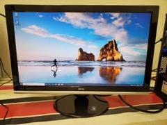 "Thumbnail of ""液晶モニター 21.5型 BENQ E2220HD"""