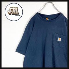 "Thumbnail of ""US直輸入 カーハート tシャツ ポケットt ビッグサイズ ワンポイント 古着"""