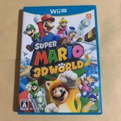 "Thumbnail of ""WiiU スーパーマリオ 3Dワールド"""
