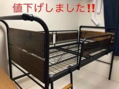 "Thumbnail of ""《 大阪 引き取り限定 》アイアンロフトベッド"""