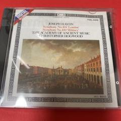 "Thumbnail of ""ハイドン:交響曲第104番「ロンドン」・第100番「軍隊」 ホグウッド/エンシ…"""