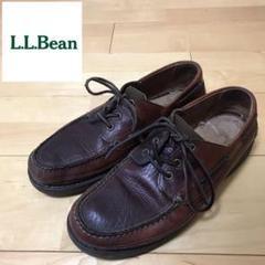 """Thumbnail of """"LL BEAN エルエルビーン 本革 レザー デッキシューズ 28cm US10"""""""