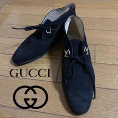 """Thumbnail of """"GUCCI グッチ シューズ 靴 スウェード ブラック size36 1/2"""""""