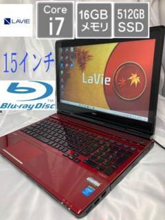 "Thumbnail of ""NEC/i7/RAM16GB/SSD512GB/15インチ/office"""