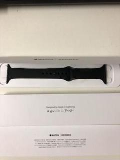 """Thumbnail of """"Apple Watch HERMES  ブラックスポーツバンド 44mm"""""""