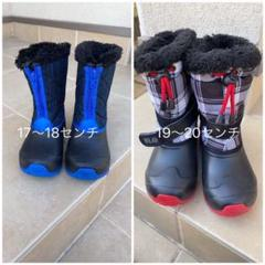 "Thumbnail of ""スノーブーツ 17〜18センチ 冬用靴"""