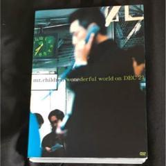 "Thumbnail of ""Mr.Children/wonederful world on DEC 21〈…"""