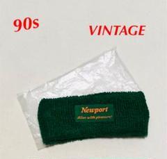 "Thumbnail of ""90s Newport  ニューポート デッドストック ヘアバンド 希少"""