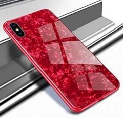 """Thumbnail of """"赤色 iPhoneSE-2・ iPhone7/8 背面ガラスを使用スマホケース"""""""